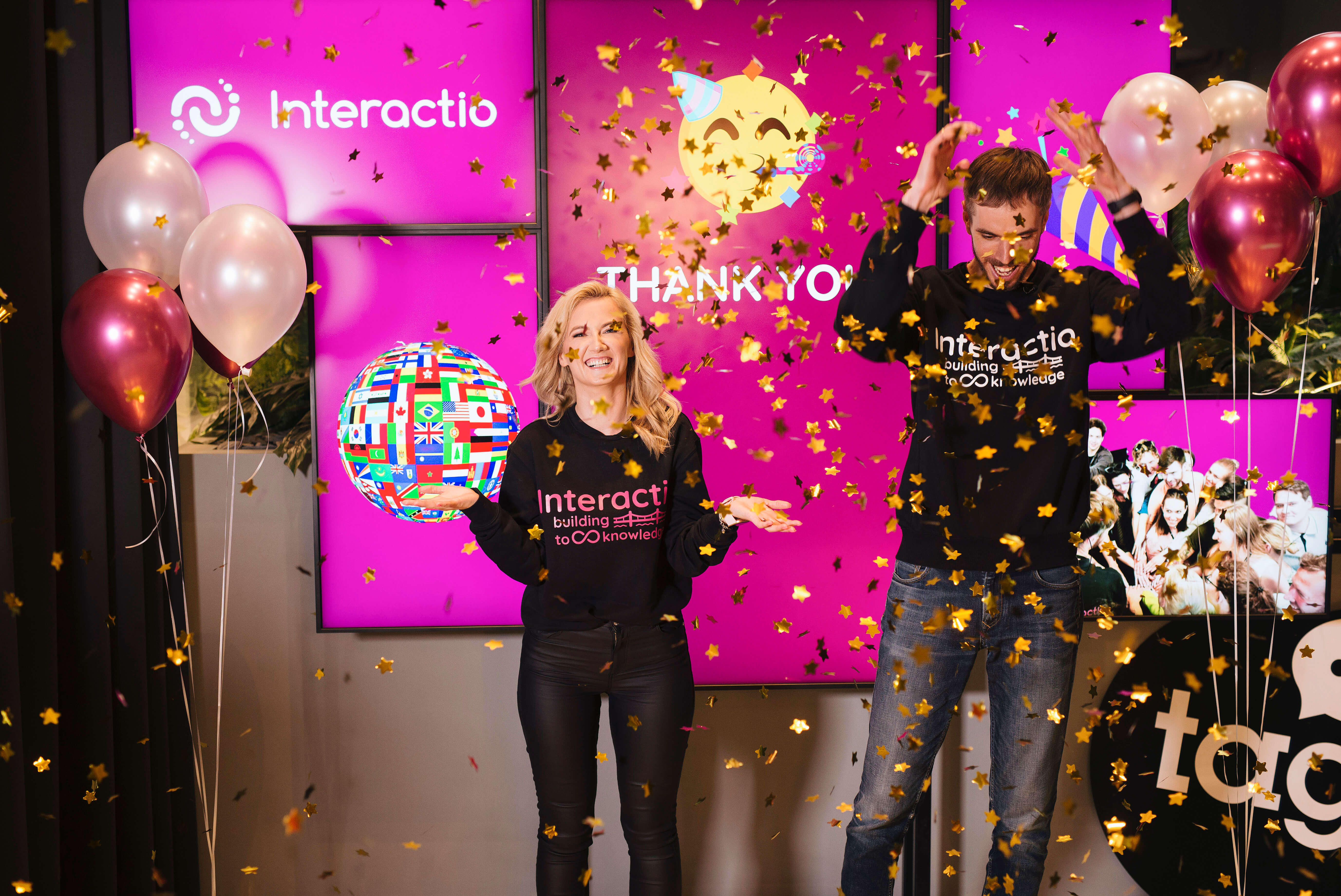 We raised $30M in Series A! Interactio's Learnt Lessons Beyond Numbers