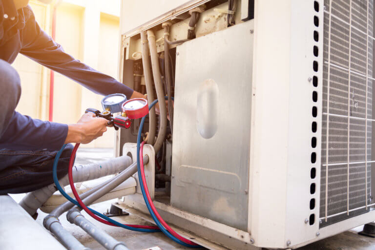 AC Repair Air Conditioner in The Woodlands, Texas