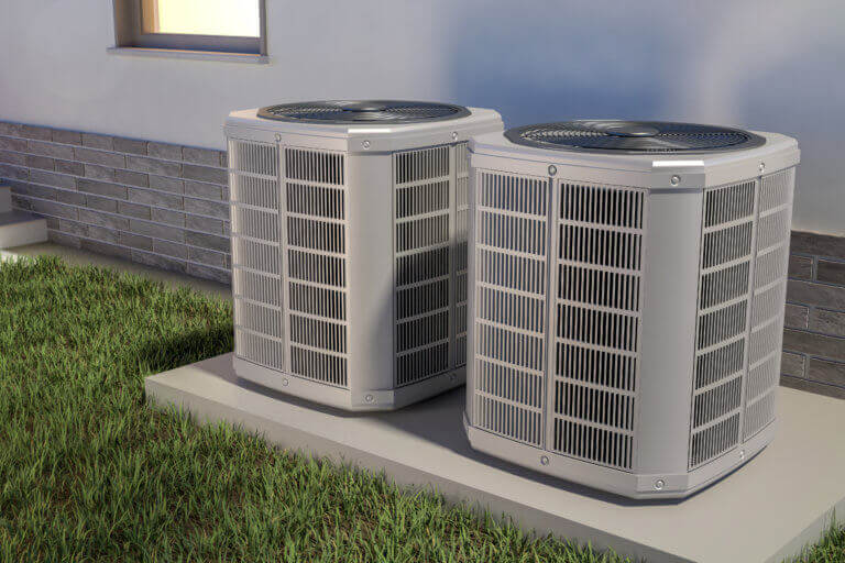 AC Units Air Conditioner in The Woodlands, Texas