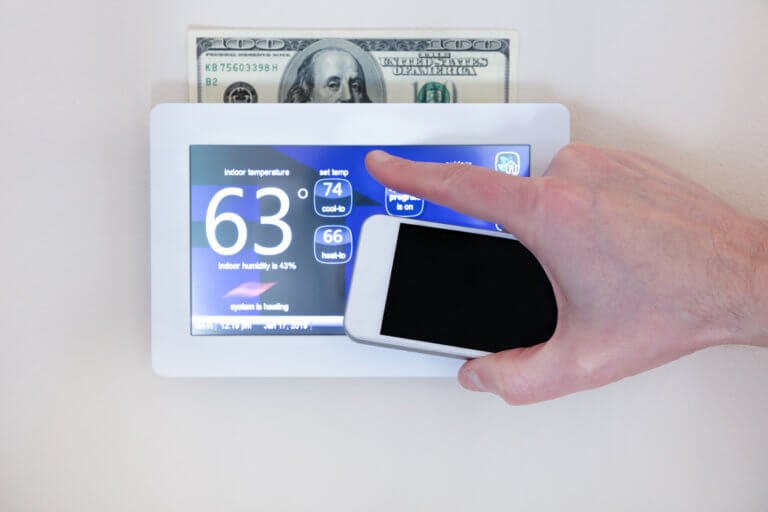 Benefits of Smart Thermostats AC Repair in The Woodlands, Texas