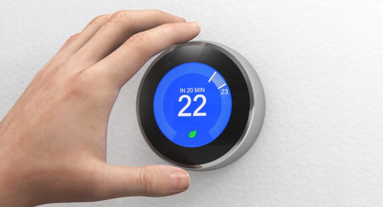 How Smart Thermostats Work AC Repair in The Woodlands, Texas