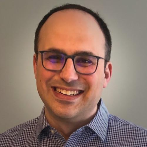 Headshot of Daniel Shapiro