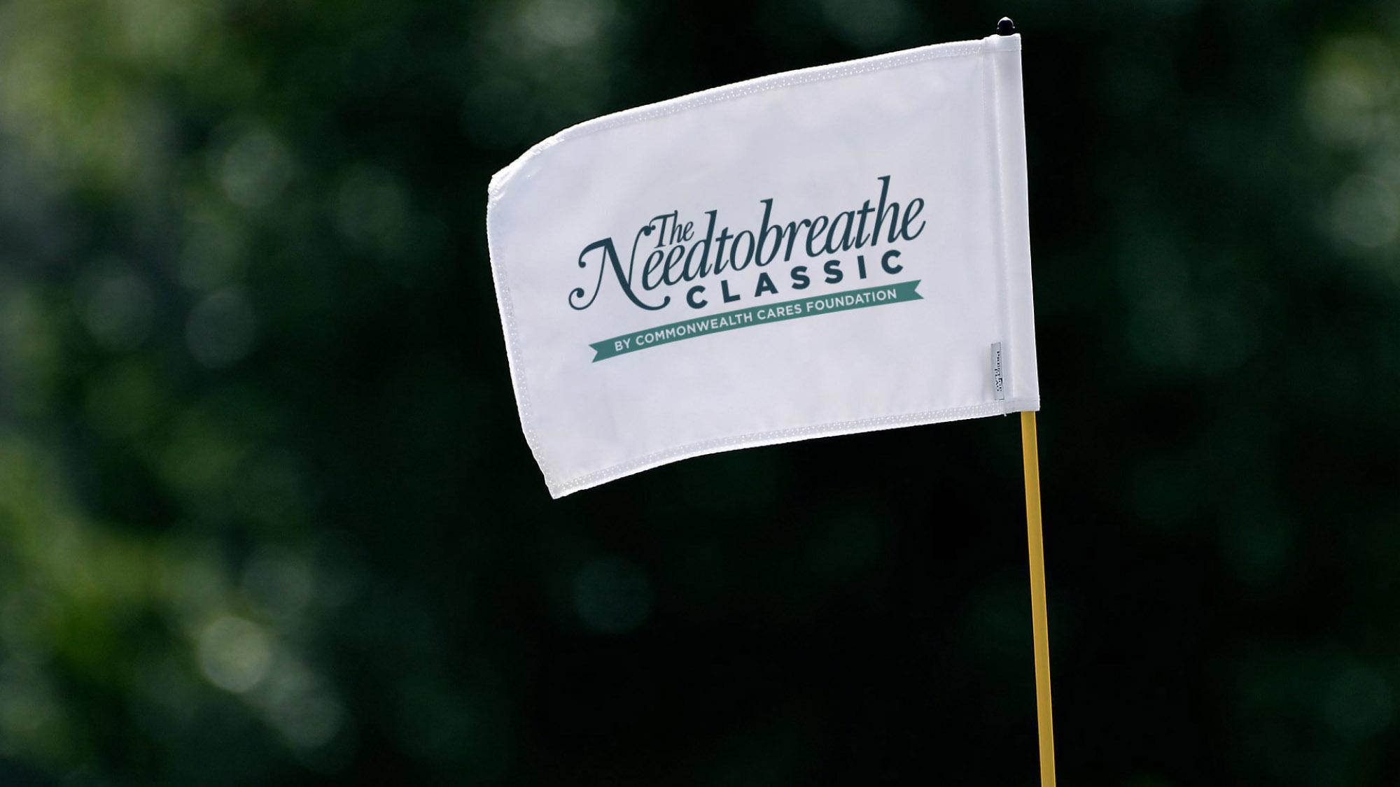 Needtobreathe Classic Golf Logo