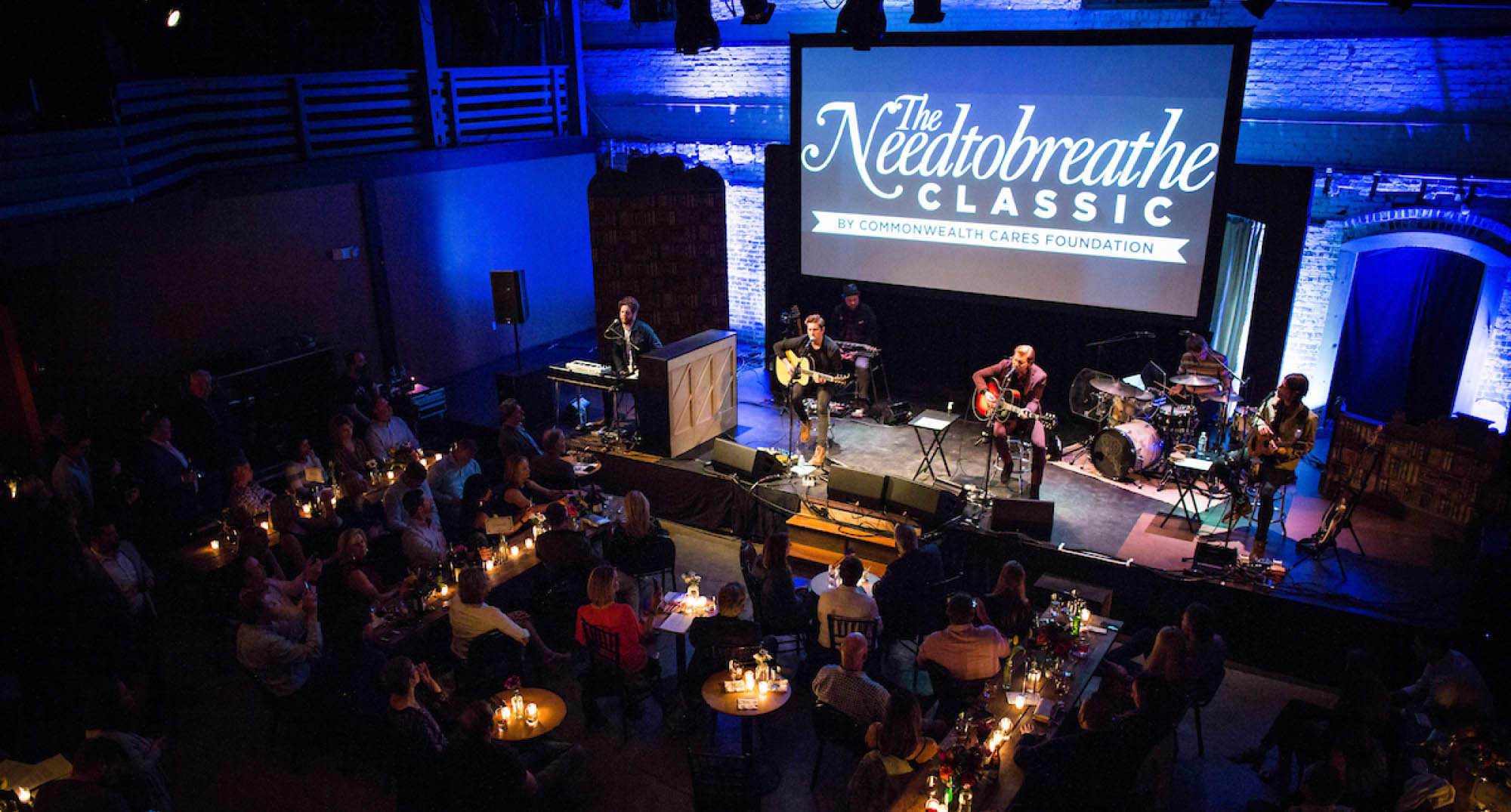 Needtobreathe Classic Concert