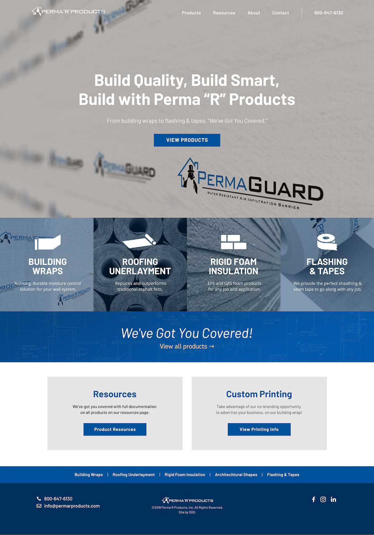 Perma R Products
