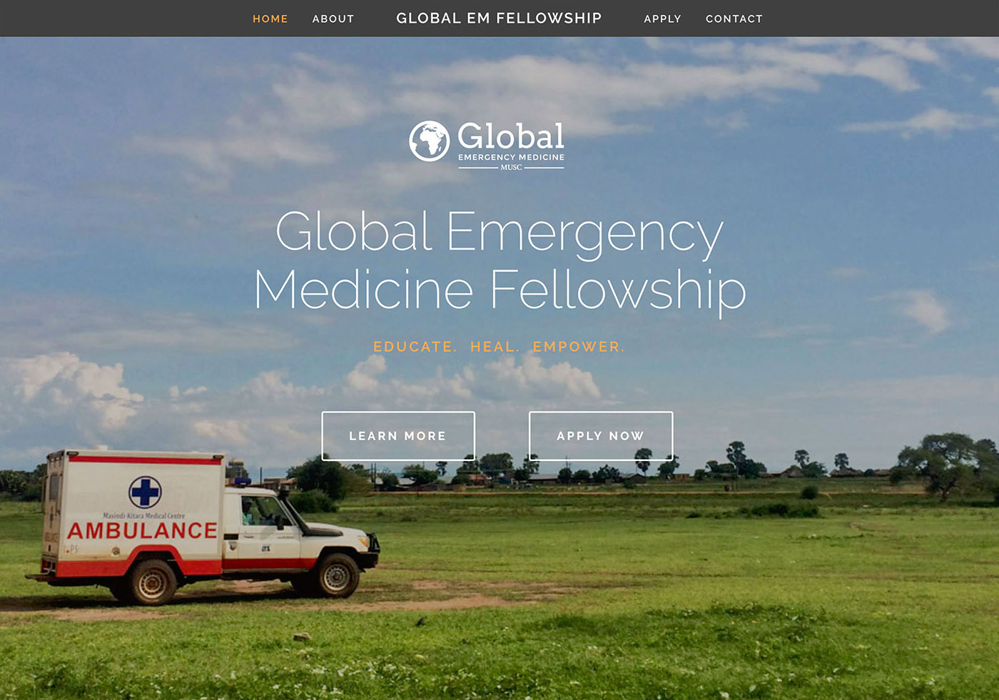 MUSC Global Medicine