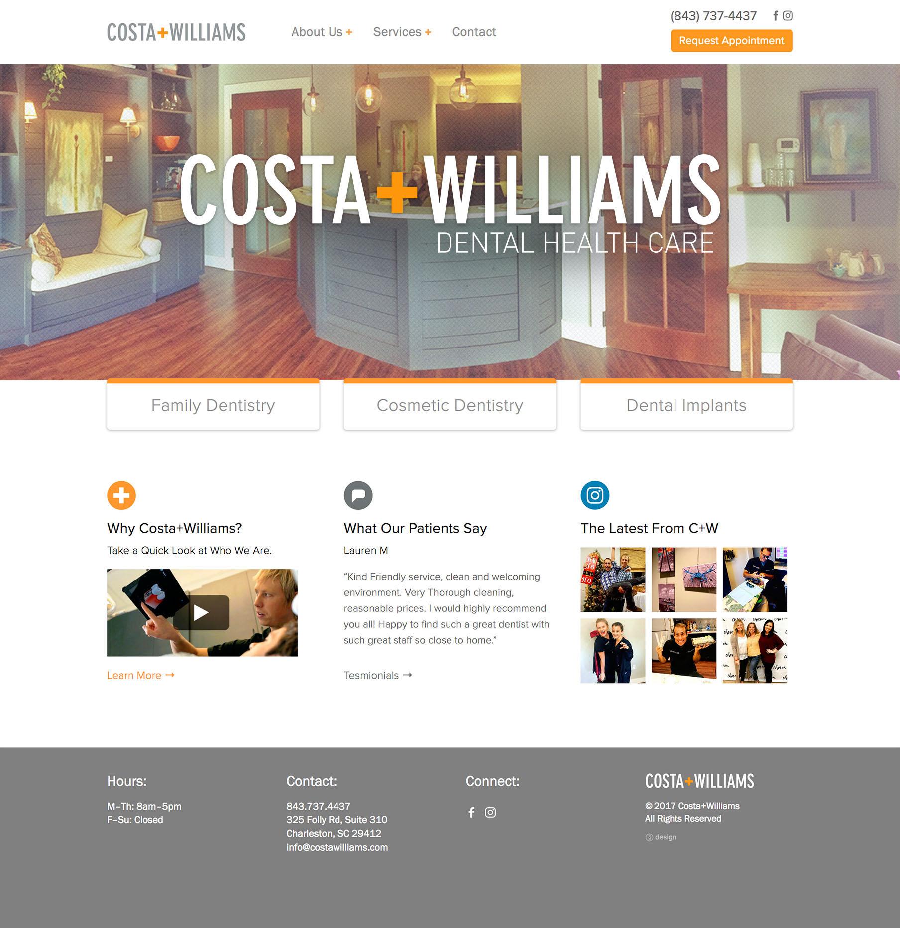 Costa Williams