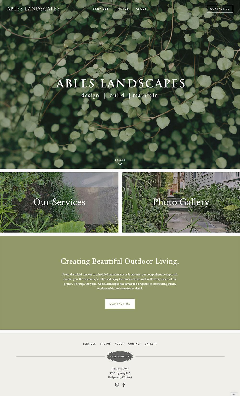 Ables Landscapes