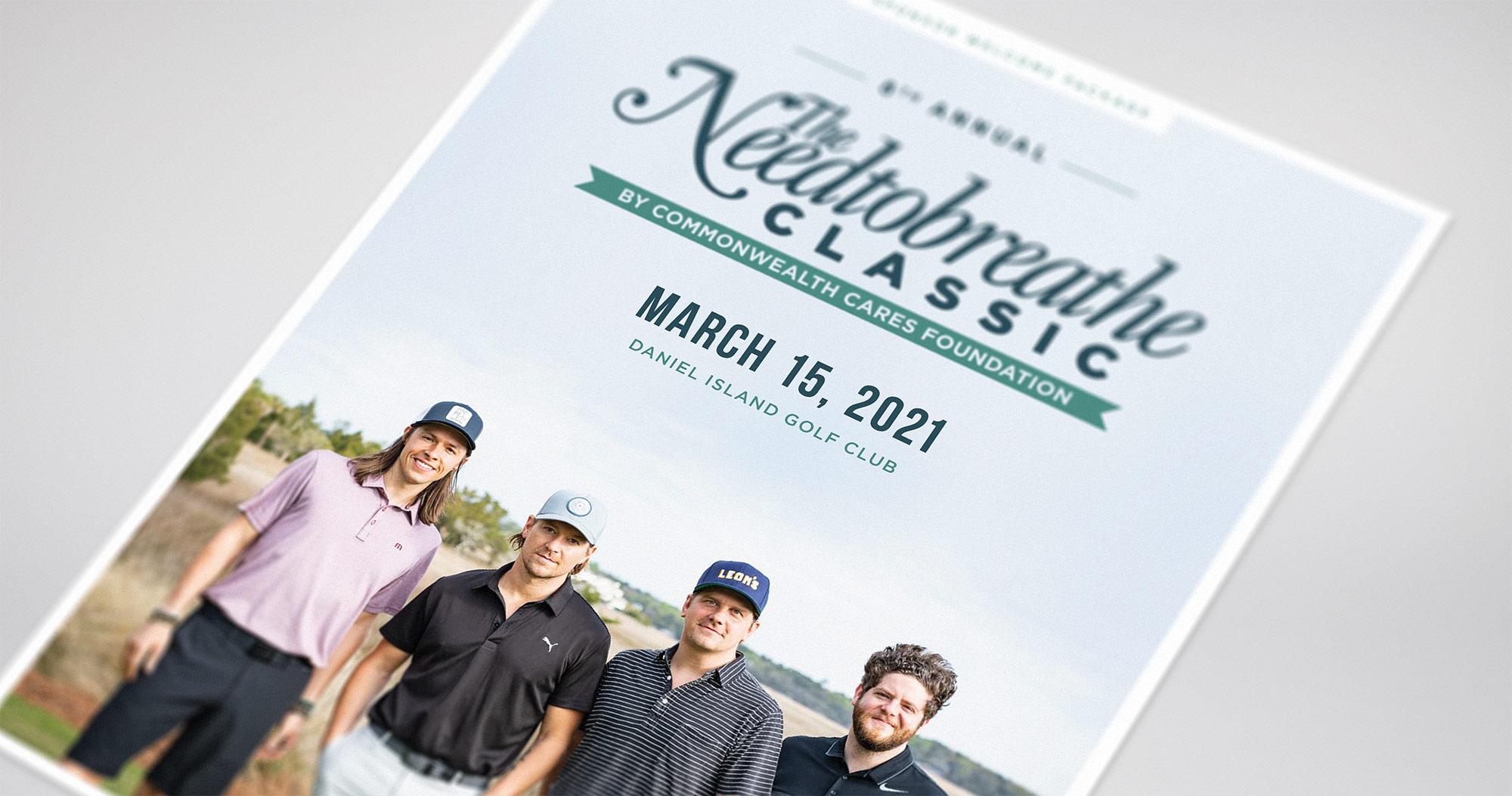 Needtobreathe Classic Poster