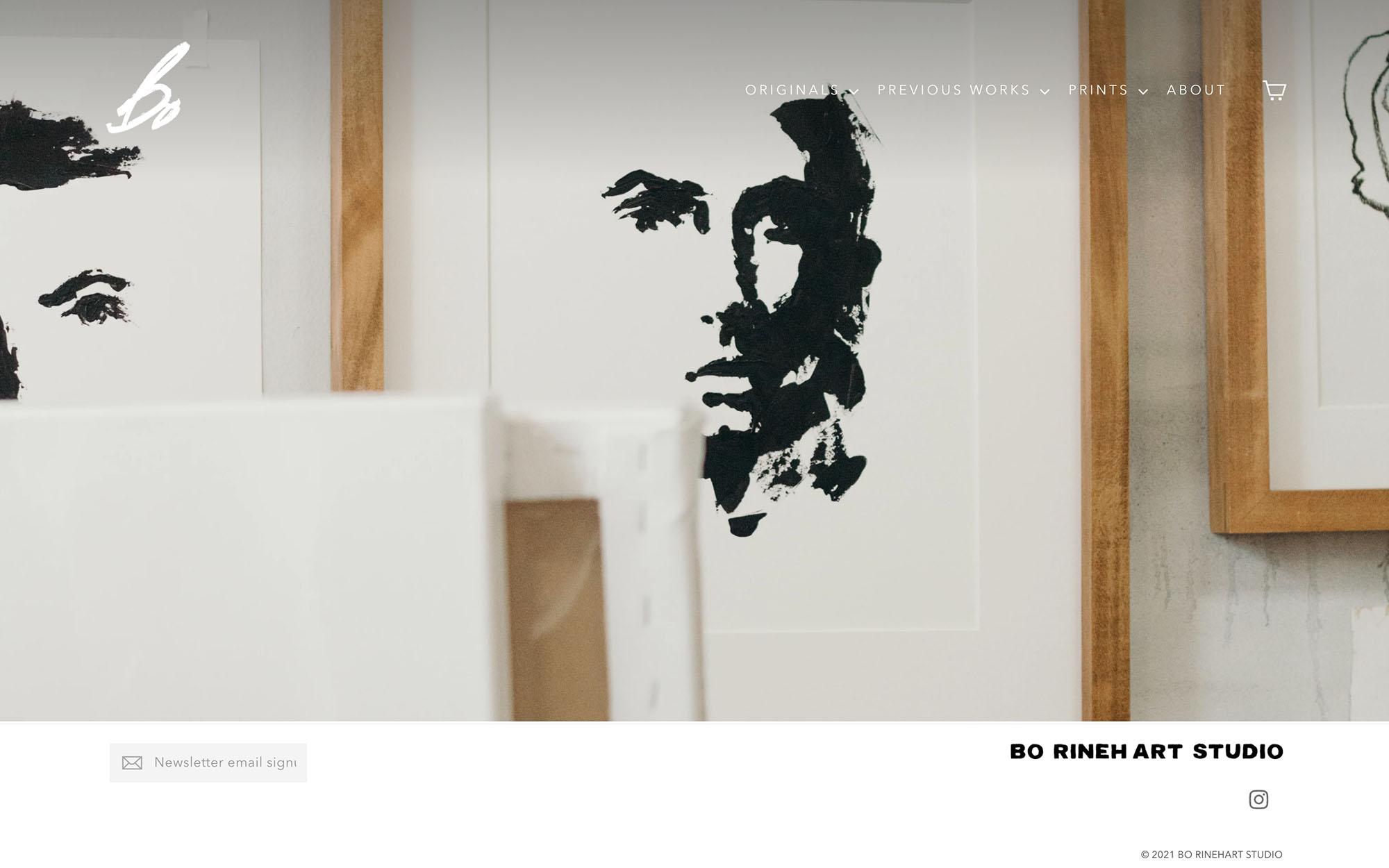 Bo Rinehart Studio