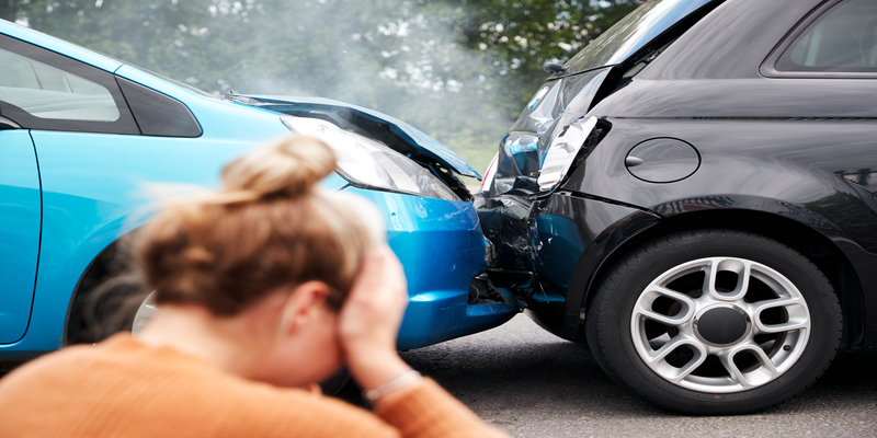 What Happens To Your Body In a Rear-end Crash?