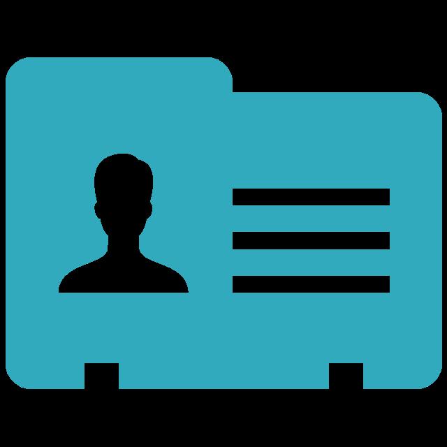 Kundenprofil-Symbol