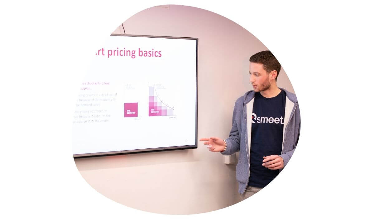 Smeetz smart pricing expert