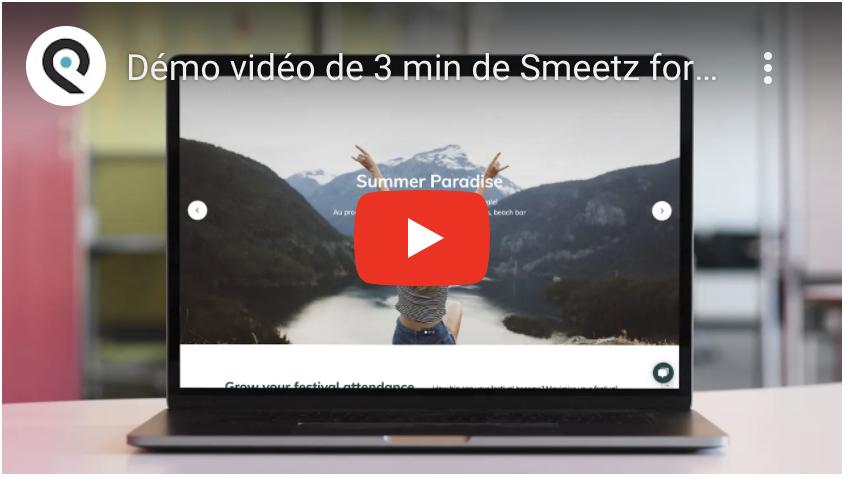 Demo video Youtube