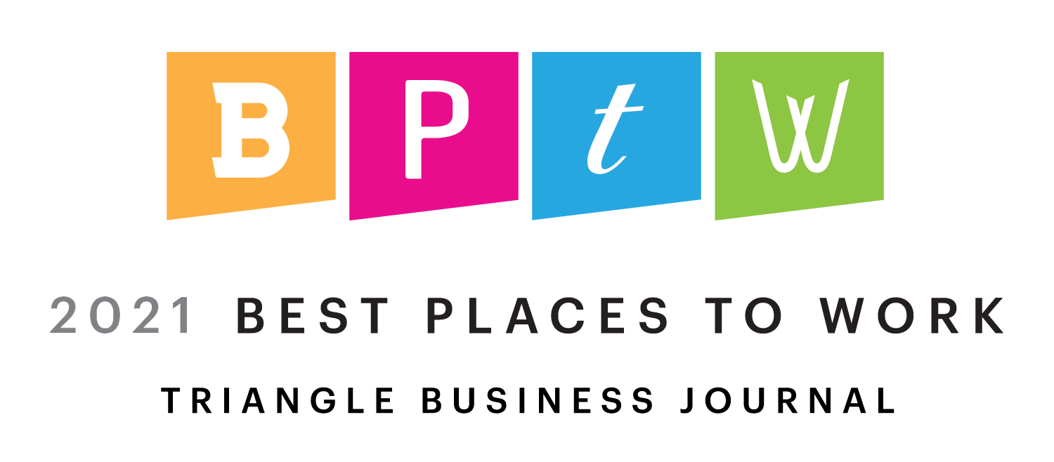 named best places to work by the triangle business journal