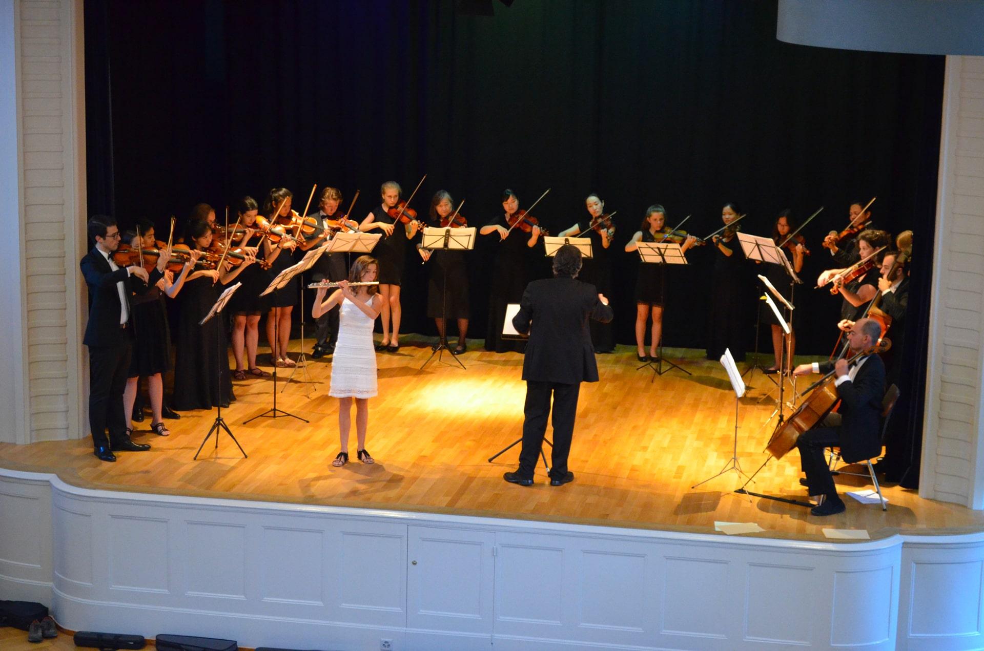 Orchestre de Chambre de l'Ecole - Centre de Musique Kayaleh