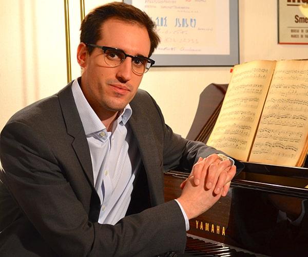 Centre de Musique Kayaleh - Enseignant - Alexandre Othenin-Girard