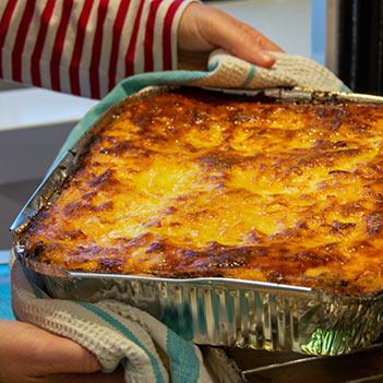 Gluten Free Beef Lasagne