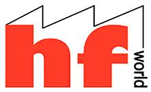 Health & Fitness World logo