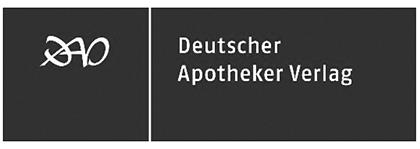 Deutscher Apotheker Verlag Logo