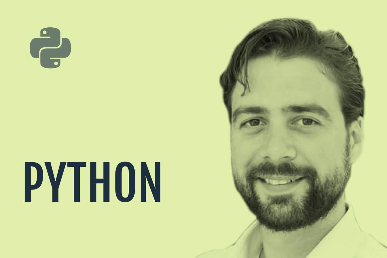 Learn the basics of Python in python masterclass by Joris Hoendervangers