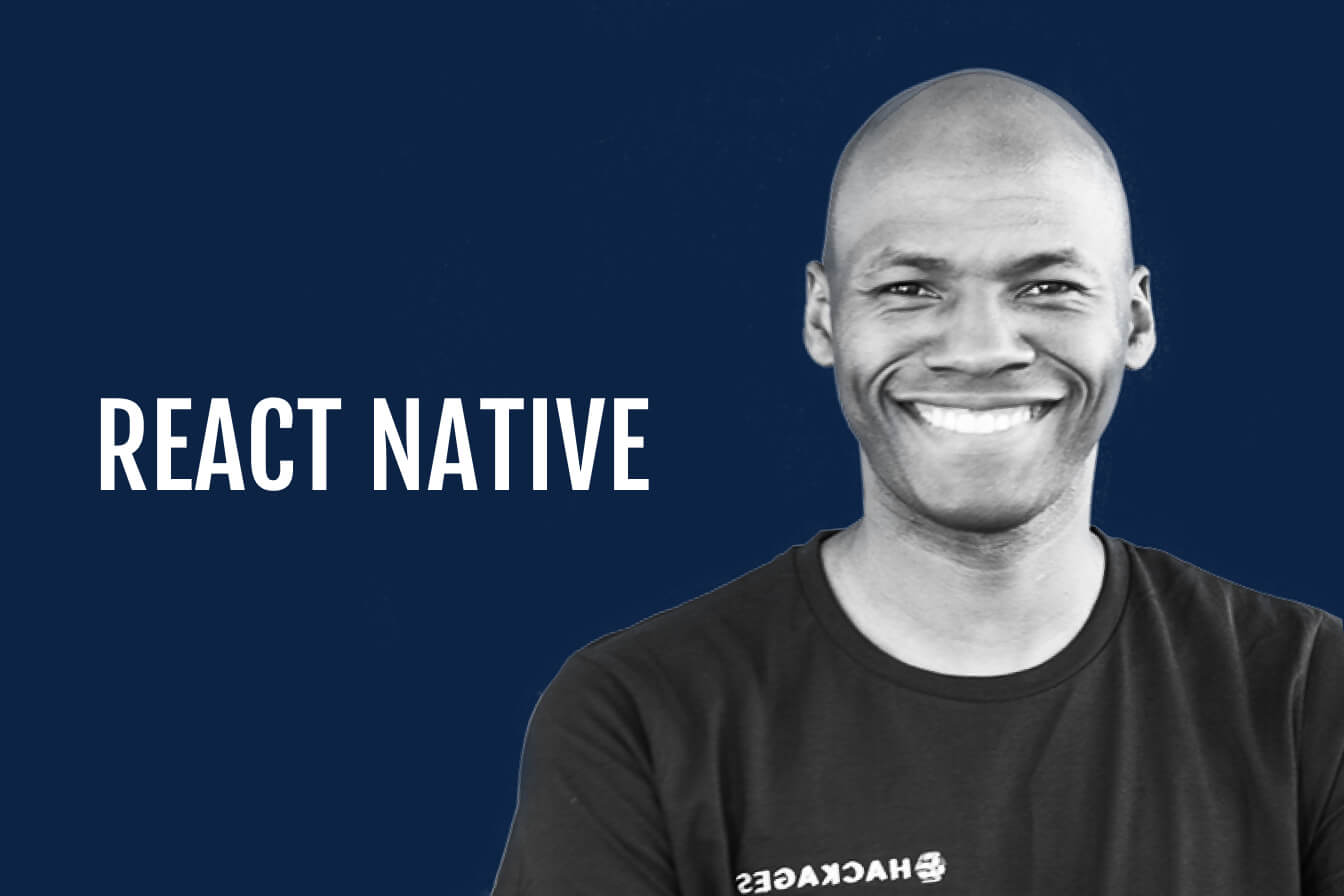 Learn all about cross-platform mobile training with the latest React native updates with your mentor, Davy Engone, founder of Hackages and head of engineering.