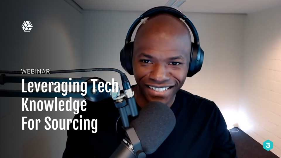 Leveraging Tech Knowledge For Sourcing | HackLunch