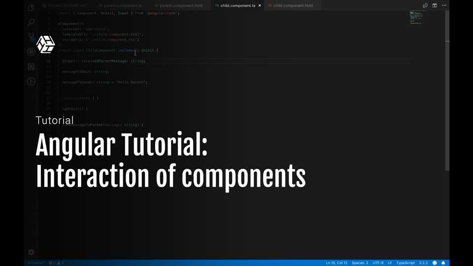 Learn Angular components interactions