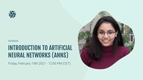 Introduction to Artificial Neural Networks (ANNs) | Hacklunch with Vani Asawa