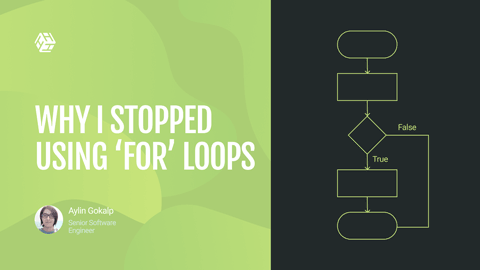 Why I stopped using 'for' loops and started mapping instead