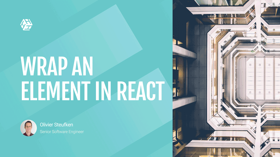 How to conditionally wrap an element in React