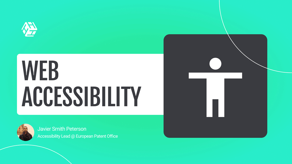 Web Accessibility best practices for Frontend | Hacklunch with Javier Smith Paterson