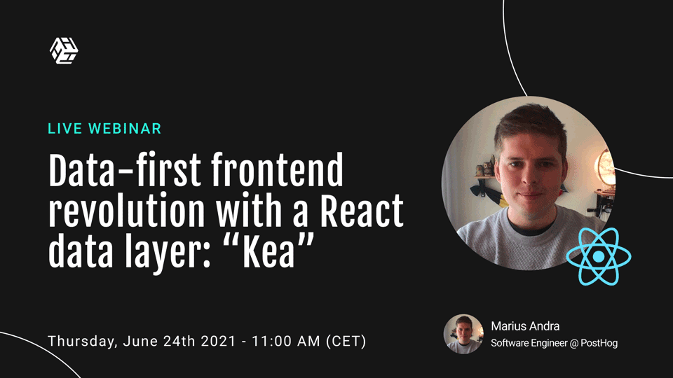 Data-first Frontend revolution with Kea, a data layer for React