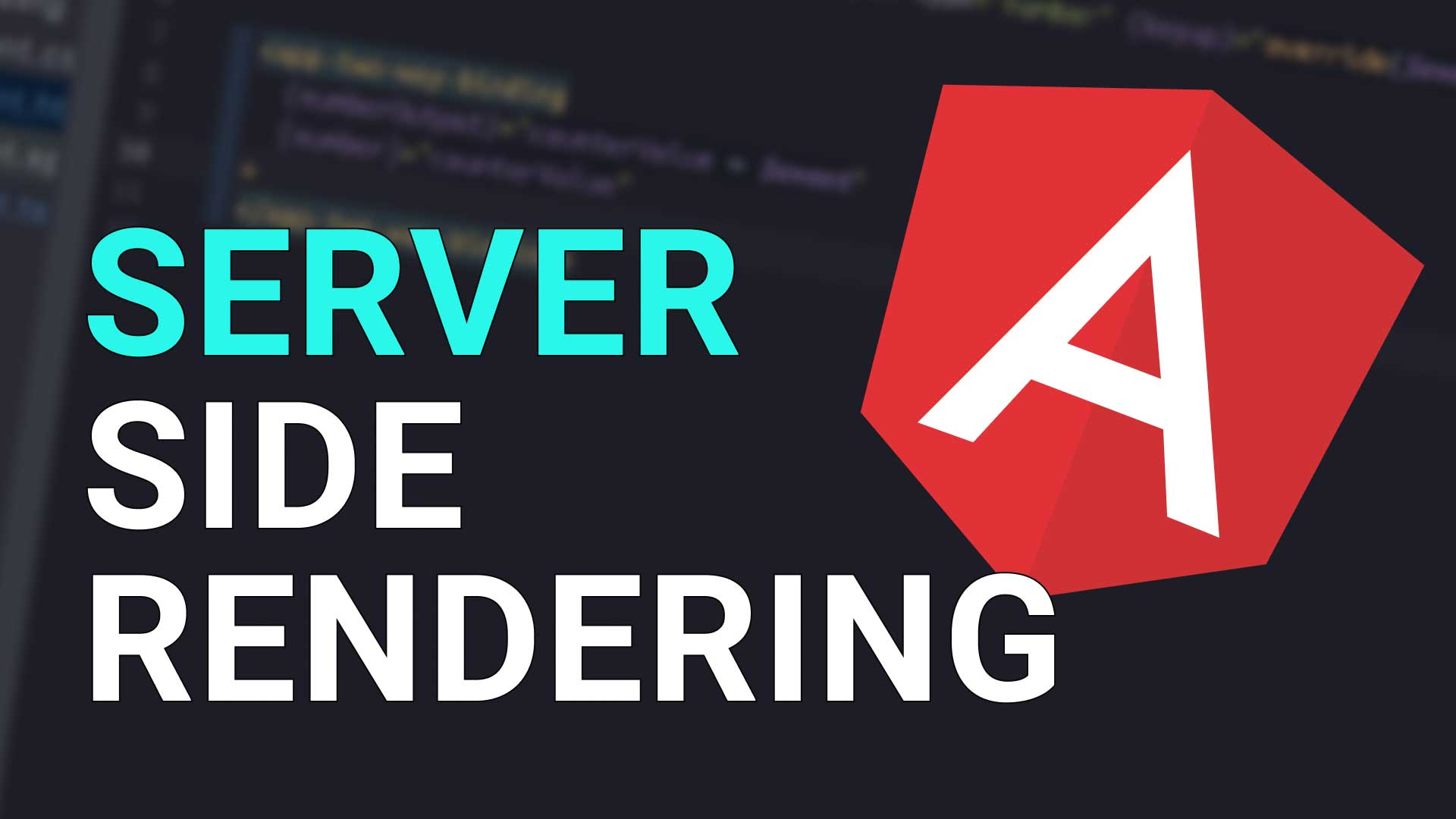 How to convert your Angular app to a Server-Side-Rendered app