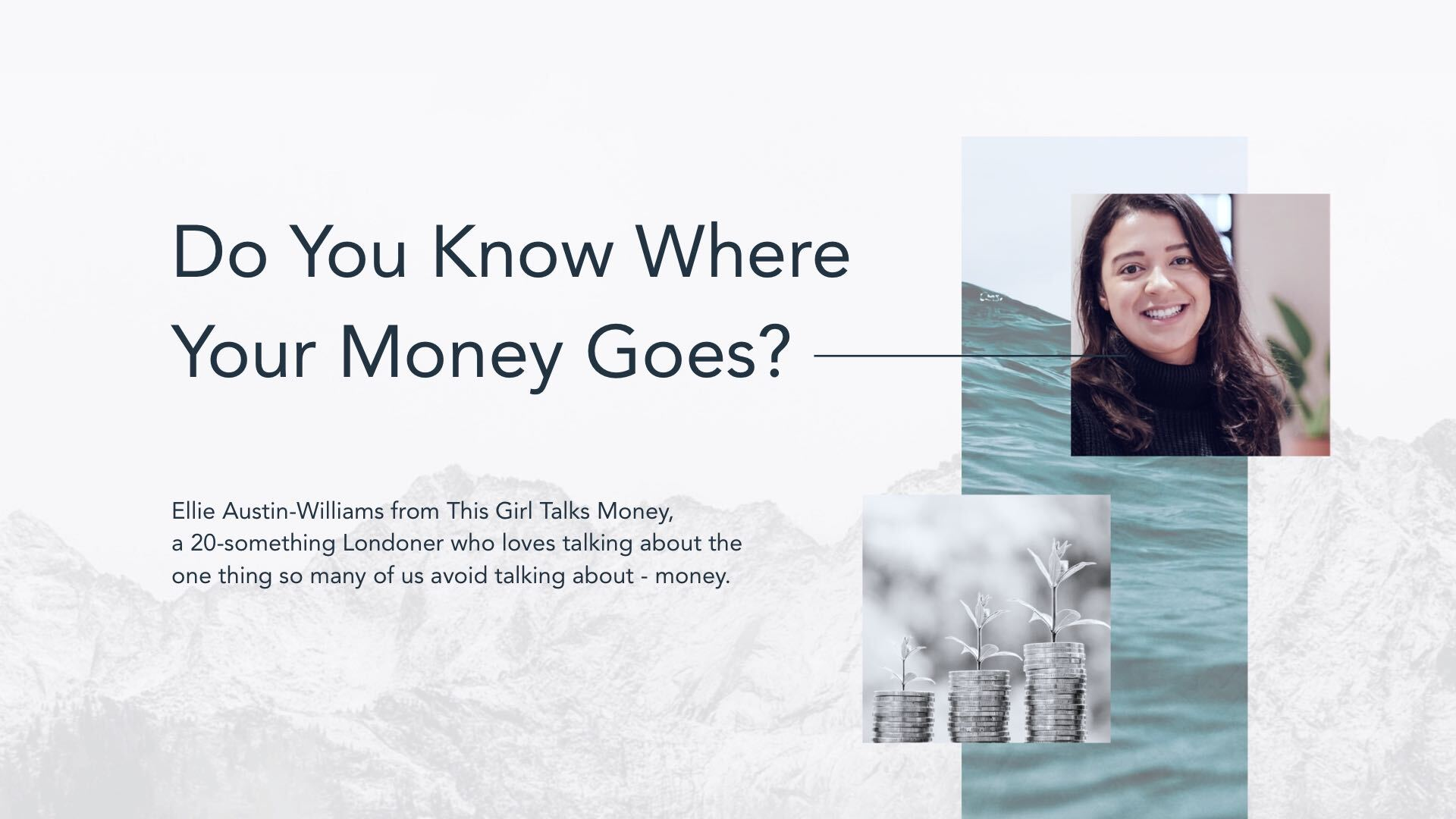 Do you really know where your money goes?