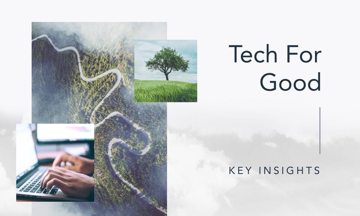 Singularity Summit: Tech for good – Key insights