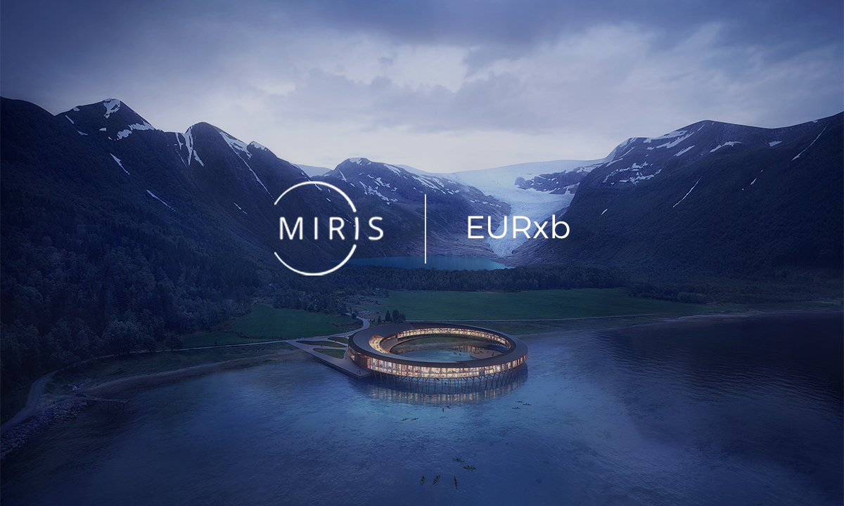 "MIRIS partners with EURxb – completing SVART's ""Green Circle"""