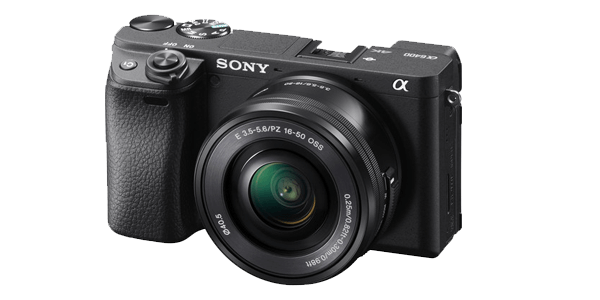 Sony A6400 Camera