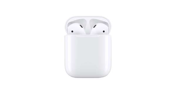 AirPods w/ Wireless Charging Case