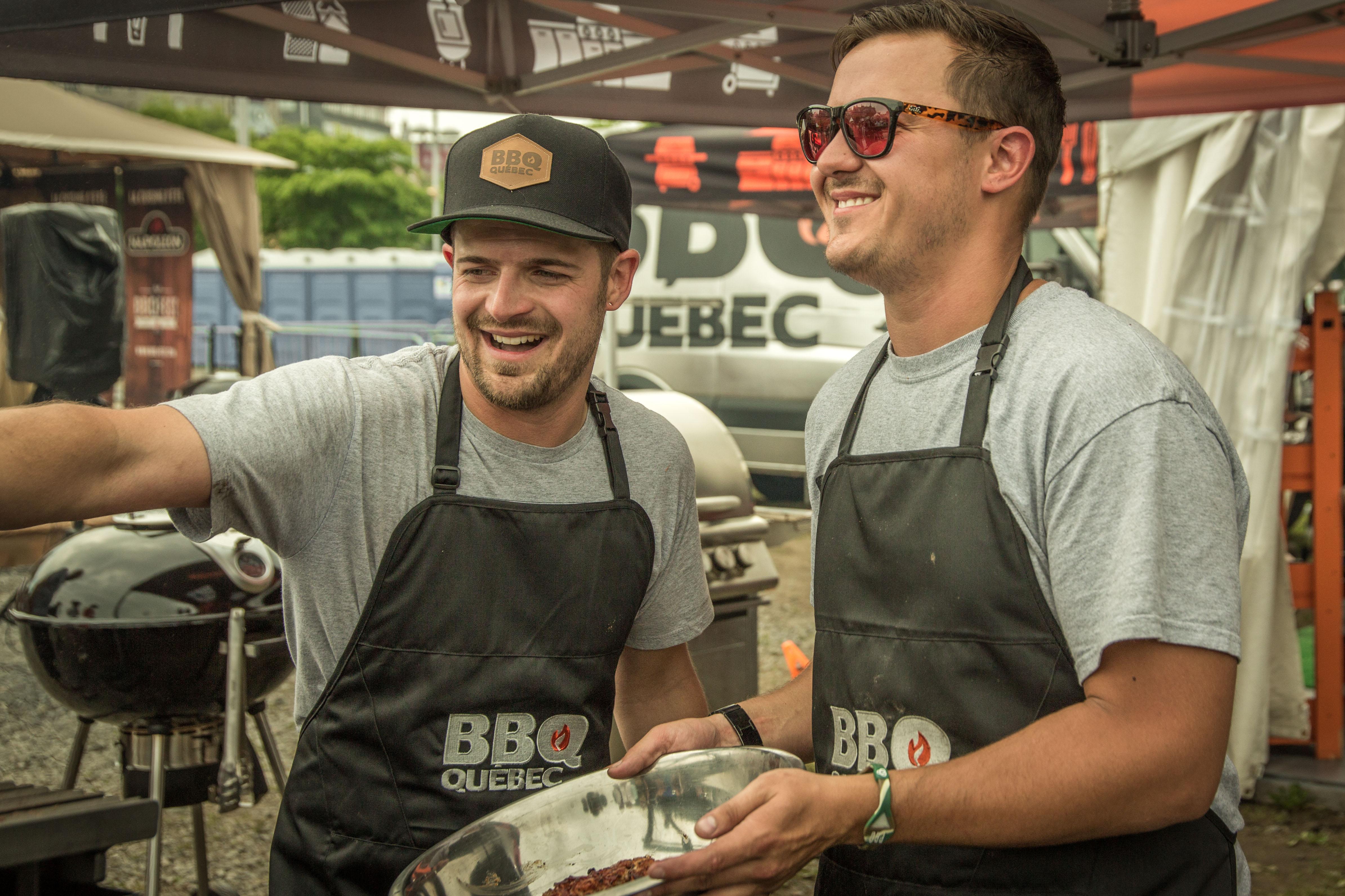 Maxime Lavoie, BBQ Québec