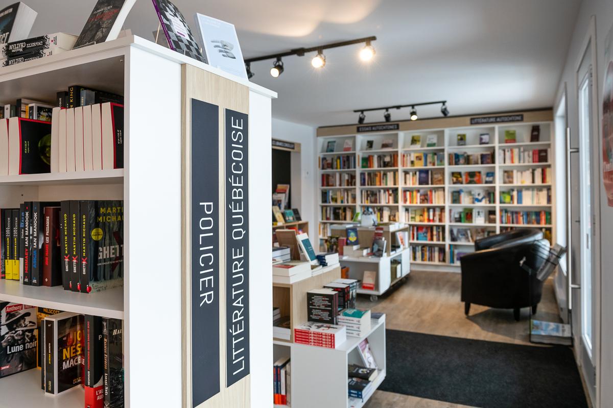 Librairie Hannenorak