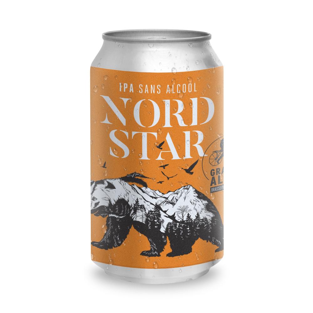 Nord Star « Juicy », Grande Allée Brasserie Distillerie