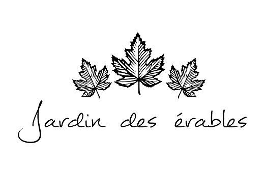 Logo de Jardin des Erables pour Le Panier Bleu