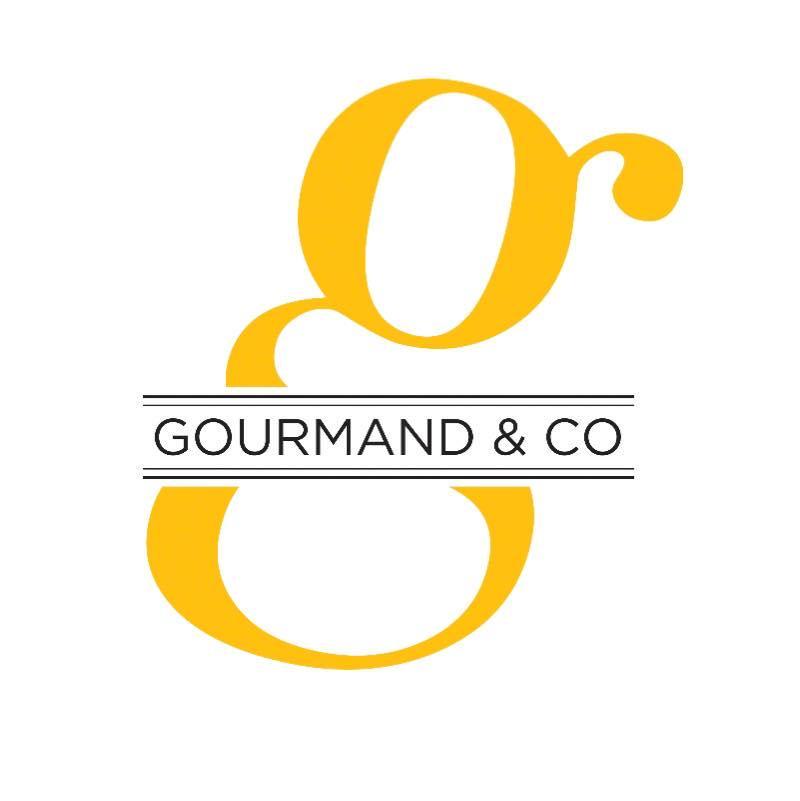 Logo de Gourmand & Co pour Le Panier Bleu