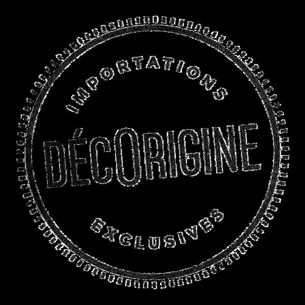 Logo de Décorigine pour Le Panier Bleu