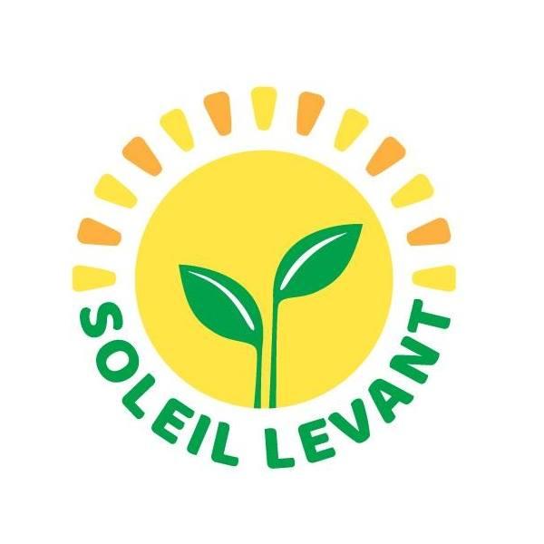 Logo de Boisson Soleil Levant pour Le Panier Bleu