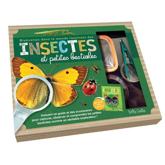 Insectes et petites bestioles - Petits génies
