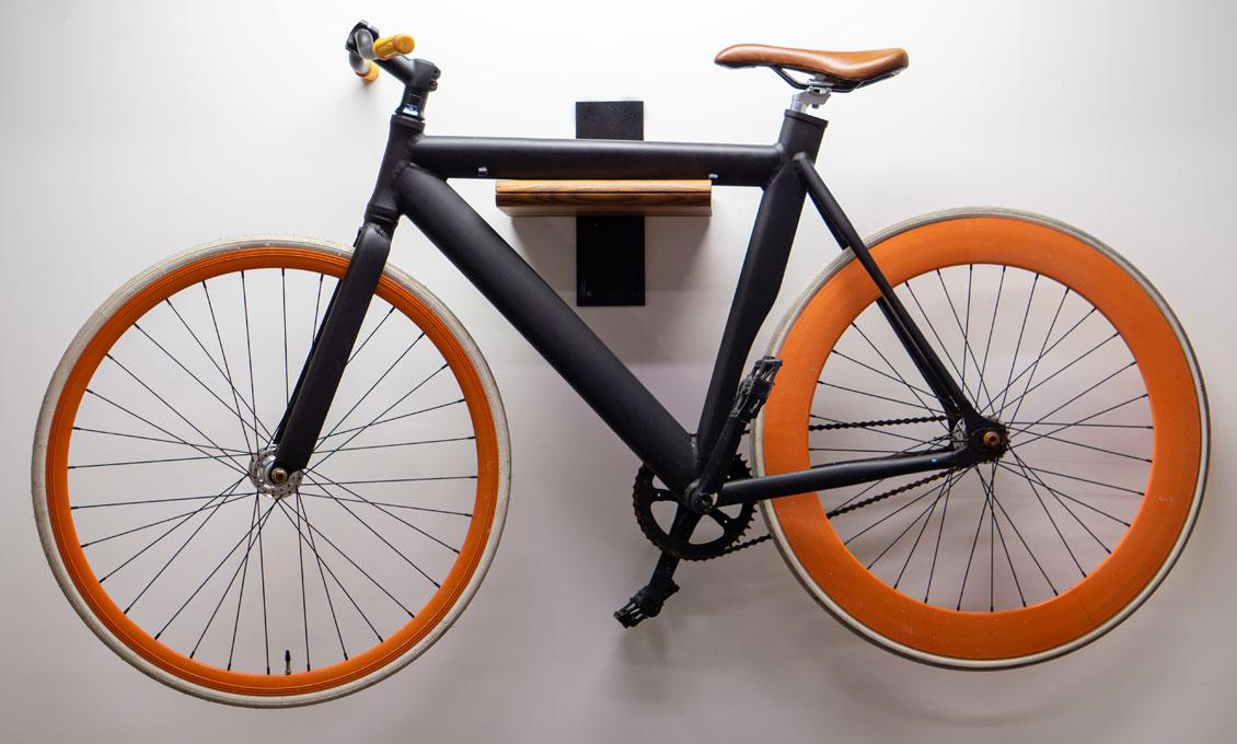 Support à vélo - La Fabrique Allwood