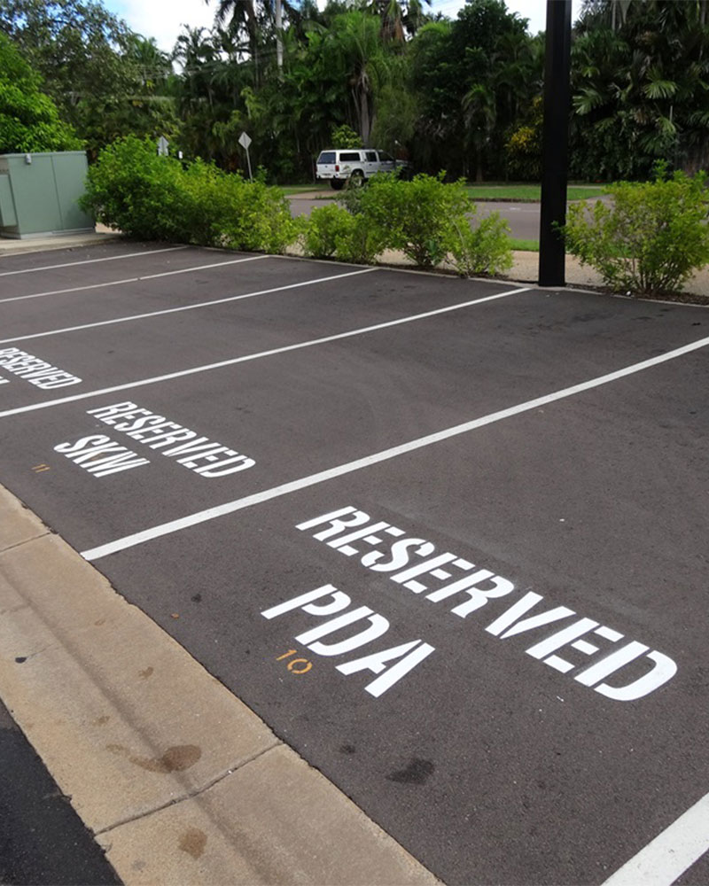 Car park cleaning in Gold Coast