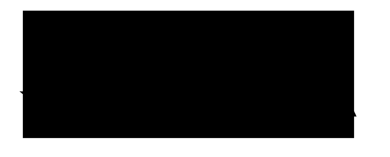 The School of Ayurveda, horizontal Logo.